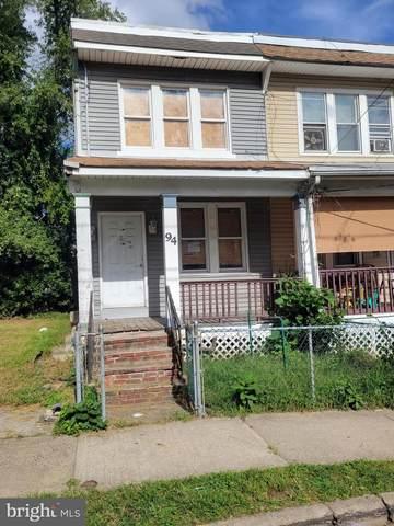 94 Vine Street, TRENTON, NJ 08638 (MLS #NJME2005338) :: The Dekanski Home Selling Team