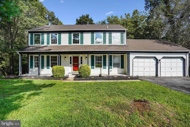 5713 Rocky Run Drive, CENTREVILLE, VA 20120 (#VAFX2023432) :: The Schiff Home Team