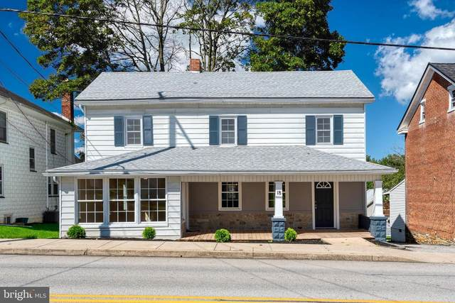 18 N Main Street, LOGANVILLE, PA 17342 (#PAYK2006674) :: The Heather Neidlinger Team With Berkshire Hathaway HomeServices Homesale Realty