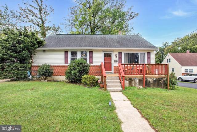 430 Montemar Avenue, BALTIMORE, MD 21228 (#MDBC2011978) :: The Maryland Group of Long & Foster Real Estate