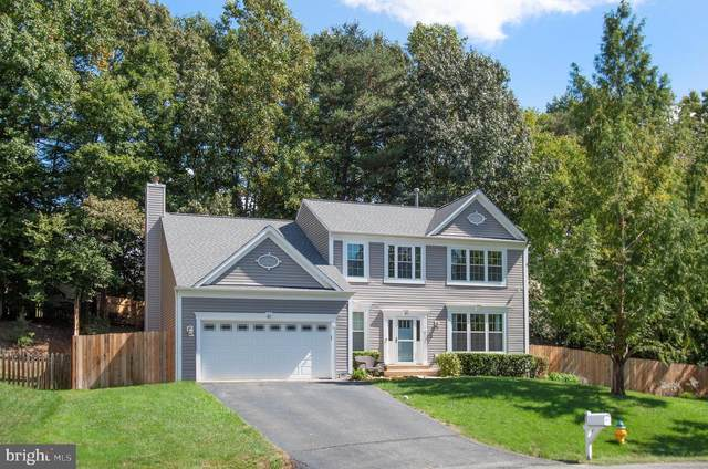 61 Blossom Wood Court, STAFFORD, VA 22554 (#VAST2003786) :: The Maryland Group of Long & Foster Real Estate