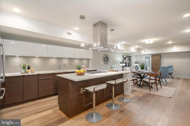 1341 Irving Street NW A, WASHINGTON, DC 20010 (#DCDC2014836) :: SURE Sales Group
