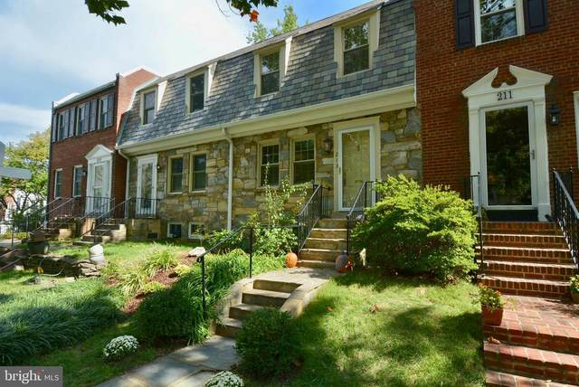 213 Commonwealth Avenue, ALEXANDRIA, VA 22301 (#VAAX2004080) :: The Putnam Group