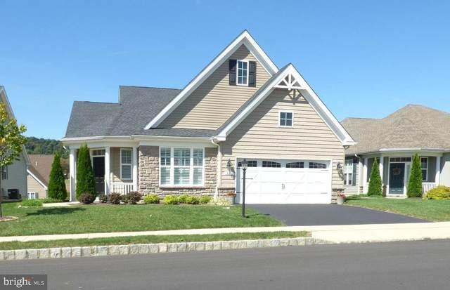 12 Cedarcrest Lane, OLEY, PA 19547 (#PABK2004950) :: Paula Cashion   Keller Williams Central Delaware