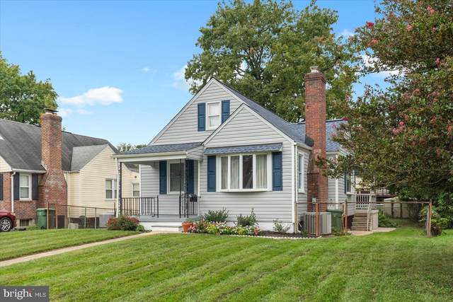 6608 Moyer Avenue, BALTIMORE, MD 21206 (#MDBA2013558) :: The Putnam Group