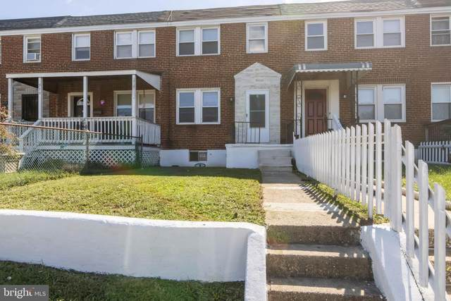 521 Old Riverside Road, BALTIMORE, MD 21225 (#MDAA2010848) :: Pearson Smith Realty