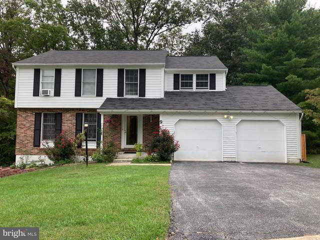 9 Hickory Ridge Court, CATONSVILLE, MD 21228 (#MDBC2012110) :: Corner House Realty