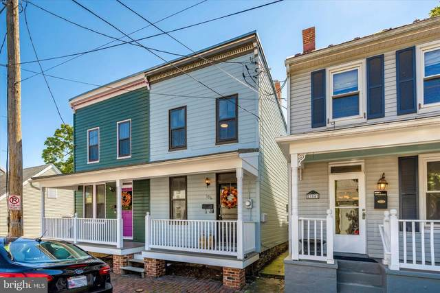 106 E 5TH Street, FREDERICK, MD 21701 (#MDFR2006434) :: The Gus Anthony Team