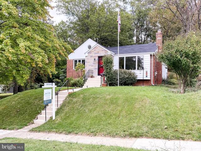 5606 Hawthorne Street, CHEVERLY, MD 20785 (#MDPG2013246) :: Dart Homes