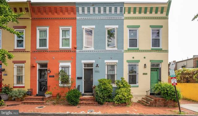 2209 12TH Place NW, WASHINGTON, DC 20009 (#DCDC2015252) :: Great Falls Great Homes