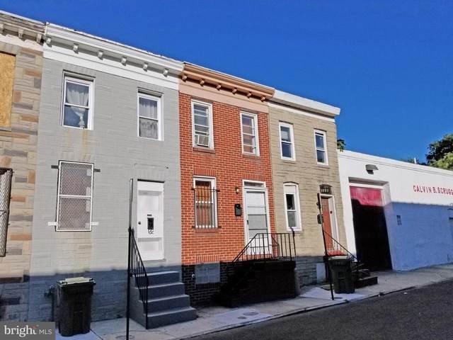 1314 N Spring Street, BALTIMORE, MD 21213 (#MDBA2013812) :: CENTURY 21 Core Partners