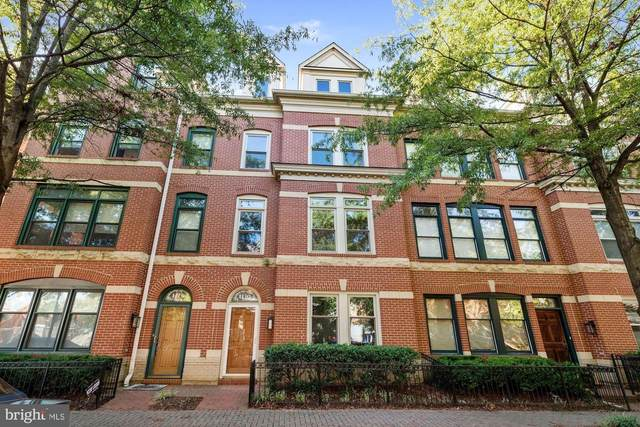 1130 N Johnson Street, ARLINGTON, VA 22201 (#VAAR2005680) :: Debbie Dogrul Associates - Long and Foster Real Estate