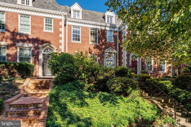 2919 28TH Street NW, WASHINGTON, DC 20008 (#DCDC2015406) :: The Piano Home Group