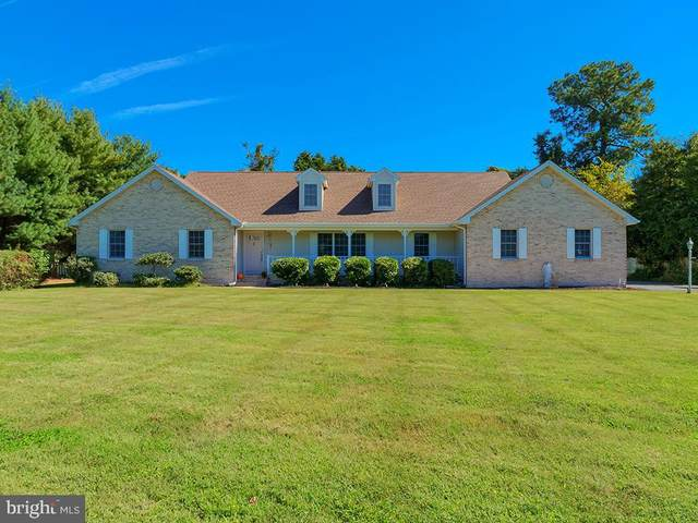 5555 E Nithsdale Drive, SALISBURY, MD 21801 (#MDWC2001662) :: At The Beach Real Estate