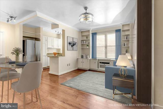 2130 N Street NW #308, WASHINGTON, DC 20037 (#DCDC2015622) :: Crossman & Co. Real Estate