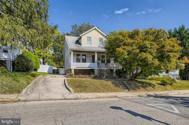 2910 White Avenue, BALTIMORE, MD 21214 (#MDBA2014066) :: The Gus Anthony Team