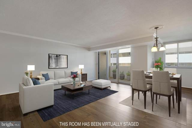 4601 N Park Avenue 418-T, CHEVY CHASE, MD 20815 (#MDMC2018110) :: The Sky Group