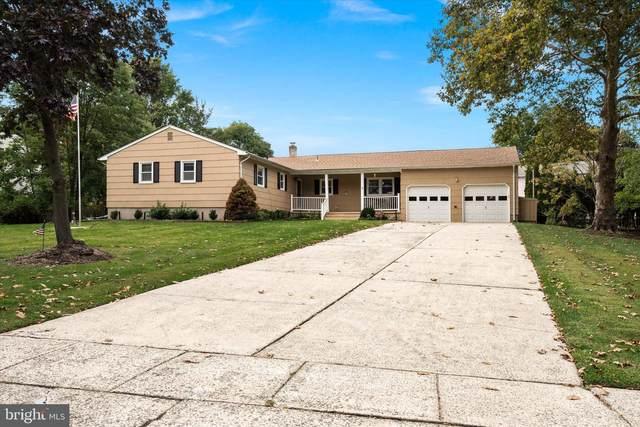 5 Blue Ridge Drive, EWING, NJ 08638 (#NJME2005640) :: Rowack Real Estate Team