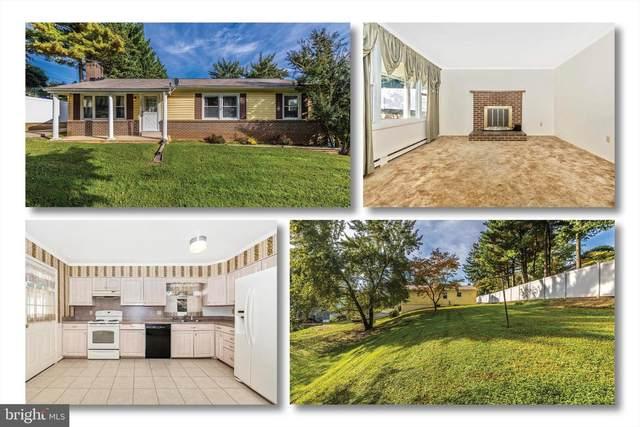 709 E Ridgeville Boulevard, MOUNT AIRY, MD 21771 (#MDCR2002850) :: Revol Real Estate