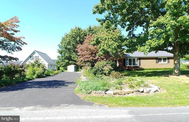 8405 Corner Road, MERCERSBURG, PA 17236 (#PAFL2002484) :: Dart Homes