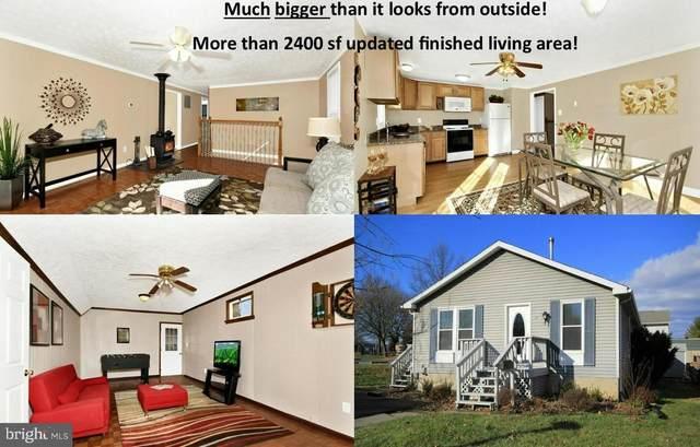 447 Center Street, FREDERICK, MD 21701 (#MDFR2006644) :: EXIT Realty Enterprises