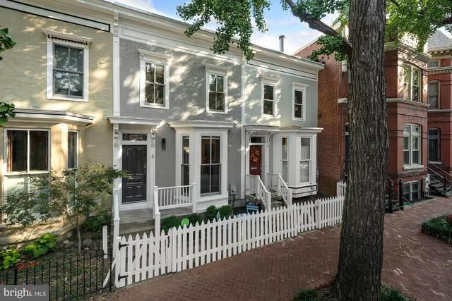 1419 Swann Street NW, WASHINGTON, DC 20009 (#DCDC2015970) :: EXIT Realty Enterprises