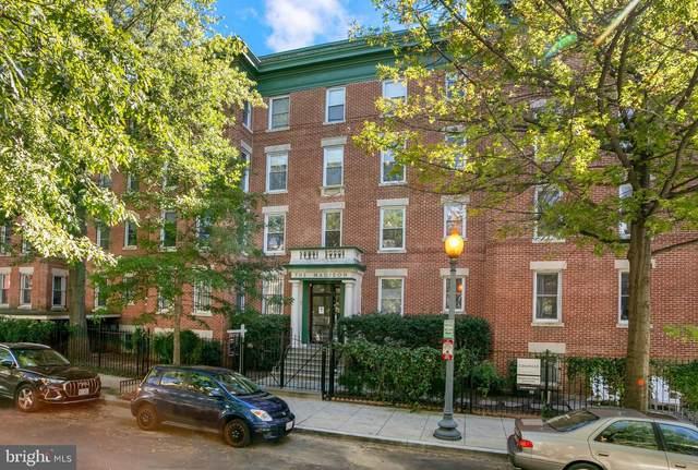 52 Quincy Place NW #305, WASHINGTON, DC 20001 (#DCDC2016018) :: Crossman & Co. Real Estate