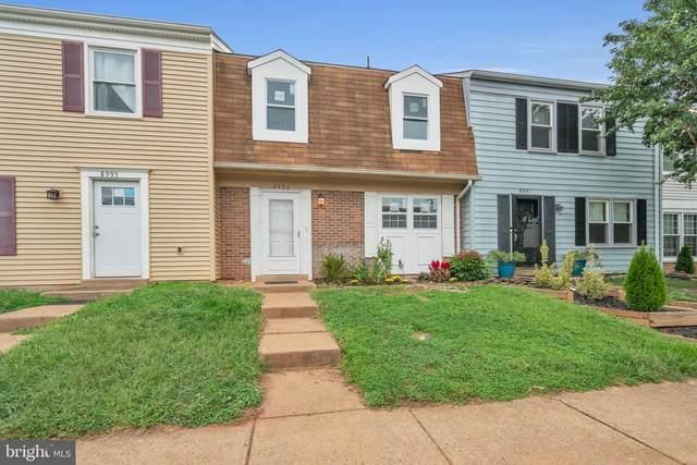 8993 Patterson Place, MANASSAS, VA 20110 (#VAMN2000802) :: The Miller Team