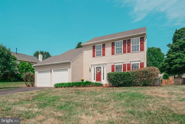 9636 Manassas Forge Drive, MANASSAS, VA 20111 (#VAPW2009970) :: Keller Williams Realty Centre