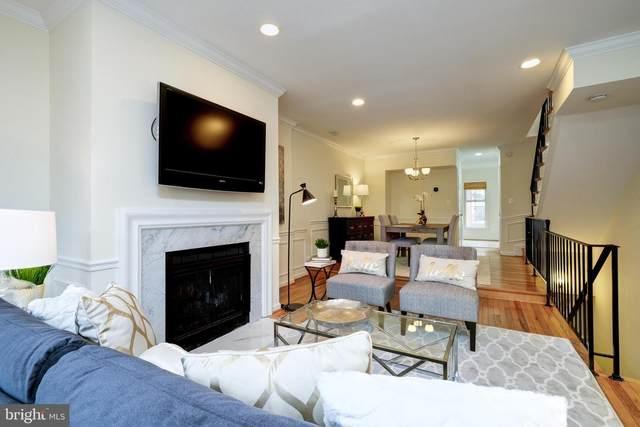 1674 Euclid Street NW B, WASHINGTON, DC 20009 (#DCDC2016386) :: Crossman & Co. Real Estate
