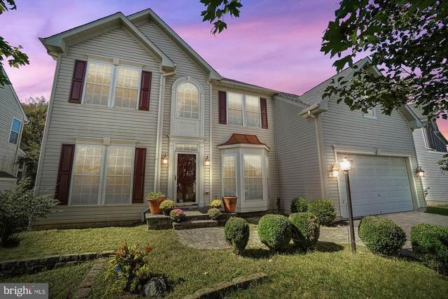 125 Capricorn Road, WALKERSVILLE, MD 21793 (#MDFR2006808) :: The Sky Group