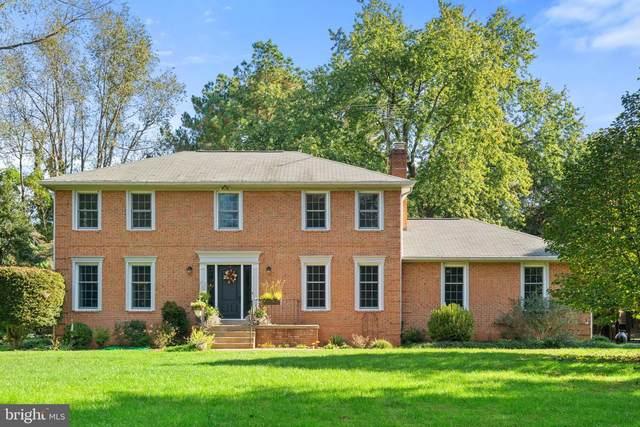 7381 Woodstone Court, WARRENTON, VA 20187 (#VAFQ2001590) :: Dart Homes