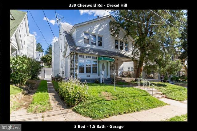 339 Cheswold Road, DREXEL HILL, PA 19026 (#PADE2008796) :: Linda Dale Real Estate Experts