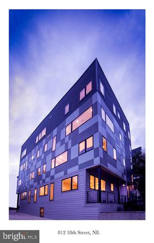 812 18TH Street NE #4, WASHINGTON, DC 20002 (#DCDC2016674) :: Dart Homes