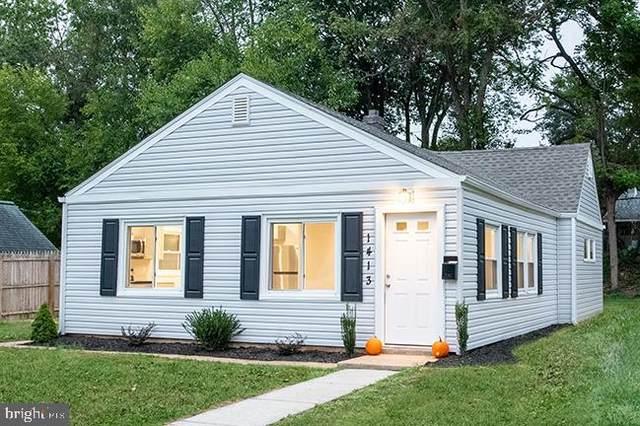 1413 Brook, WILMINGTON, DE 19805 (#DENC2008406) :: Linda Dale Real Estate Experts