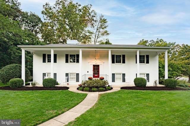 829 Emerald Drive, ALEXANDRIA, VA 22308 (#VAFX2025830) :: McClain-Williamson Realty, LLC.
