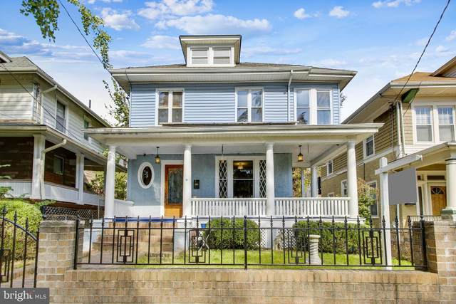 1311 NW Delafield Place NW, WASHINGTON, DC 20011 (#DCDC2016888) :: The Mike Coleman Team