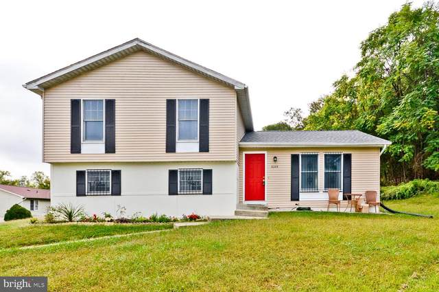 8203 Selkirk Court, DISTRICT HEIGHTS, MD 20747 (#MDPG2014498) :: The Putnam Group