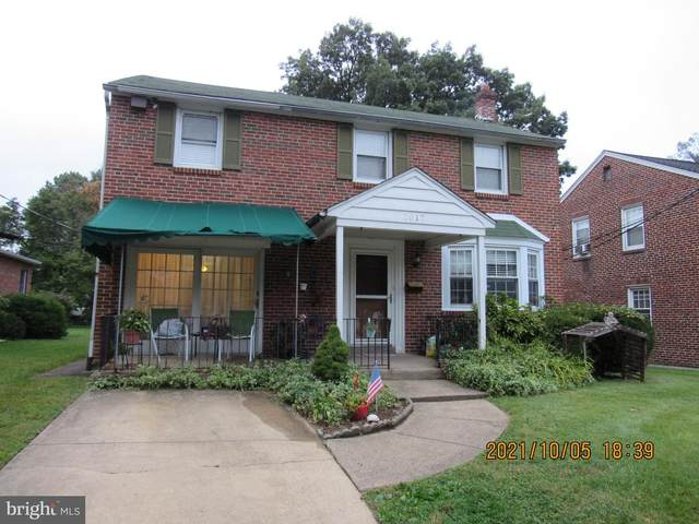 1017 Stanwood Street, PHILADELPHIA, PA 19111 (#PAPH2036578) :: Tom Toole Sales Group at RE/MAX Main Line