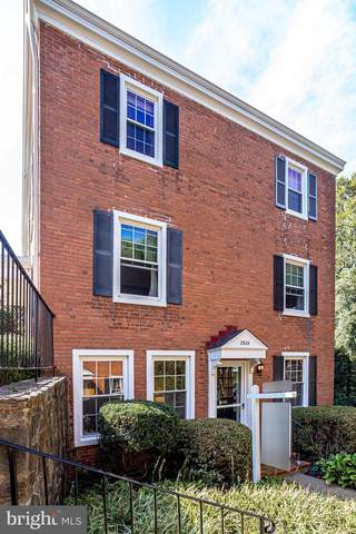 2905 S Dinwiddie Street, ARLINGTON, VA 22206 (#VAAX2004644) :: Sunrise Home Sales Team of Mackintosh Inc Realtors