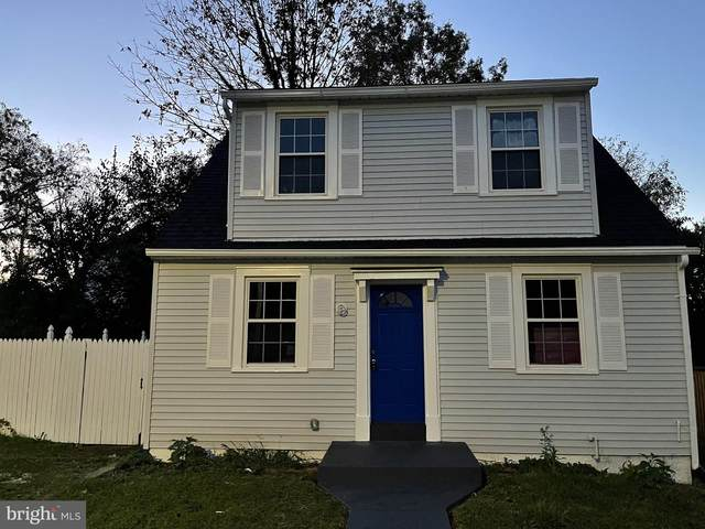 2015 Russell Avenue, BALTIMORE, MD 21207 (#MDBC2013492) :: The Gus Anthony Team