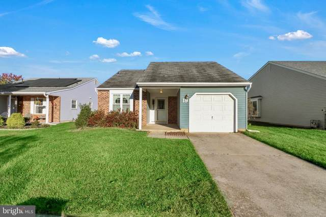 19 Emory Lane, MOUNT LAUREL, NJ 08054 (#NJBL2009004) :: Colgan Real Estate