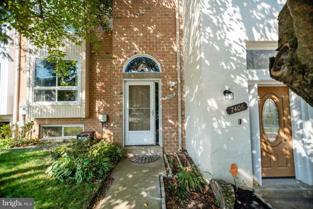 7406 Sweet Clover, COLUMBIA, MD 21045 (#MDHW2005928) :: Revol Real Estate