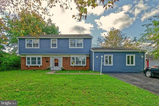 87 Earnshaw Lane, WILLINGBORO, NJ 08046 (#NJBL2009036) :: Rowack Real Estate Team