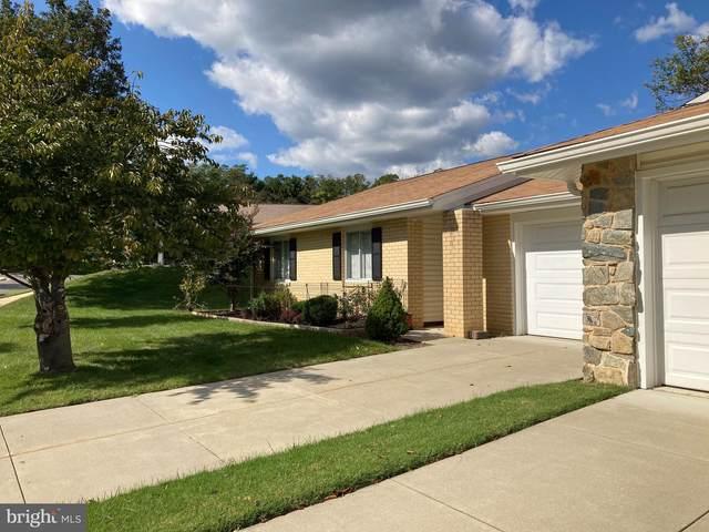 3533 Fitzhugh Lane 77-A, SILVER SPRING, MD 20906 (#MDMC2019644) :: Key Home Team