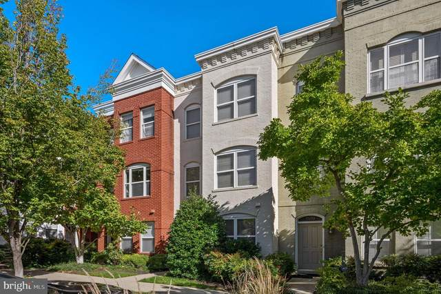 2121 12TH Place NW, WASHINGTON, DC 20009 (#DCDC2017418) :: Dart Homes