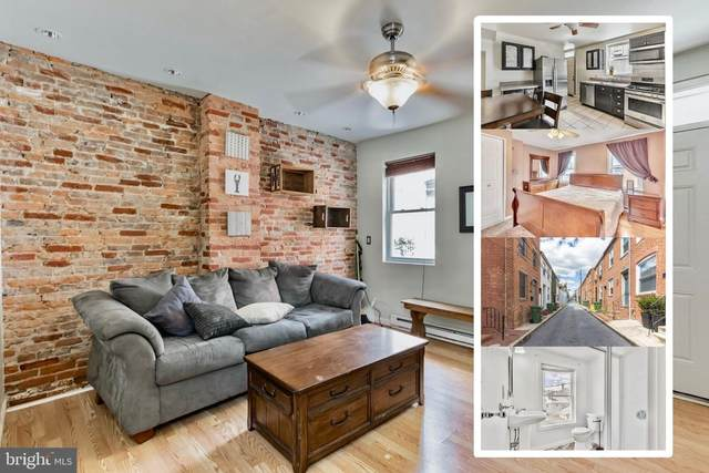 420 S Duncan Street, BALTIMORE, MD 21231 (#MDBA2015528) :: New Home Team of Maryland