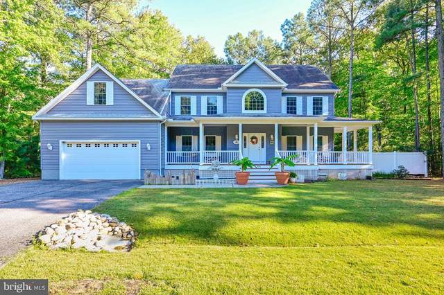 204 Charleston Road, OCEAN PINES, MD 21811 (#MDWO2003070) :: Colgan Real Estate