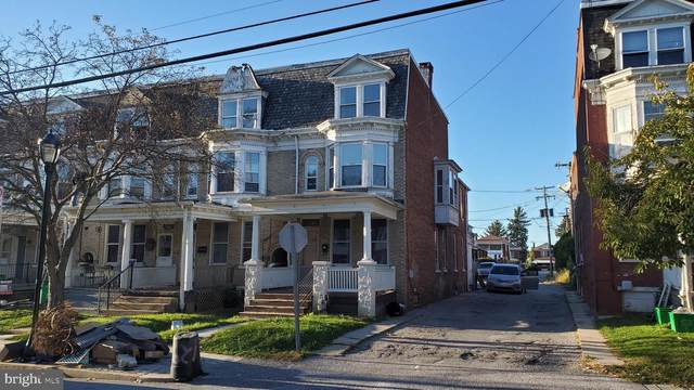129 W Jackson Street, YORK, PA 17401 (#PAYK2007696) :: McClain-Williamson Realty, LLC.
