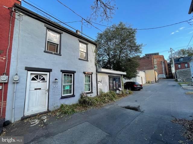 39 Sherman Street, LANCASTER, PA 17602 (#PALA2006706) :: The Craig Hartranft Team, Berkshire Hathaway Homesale Realty